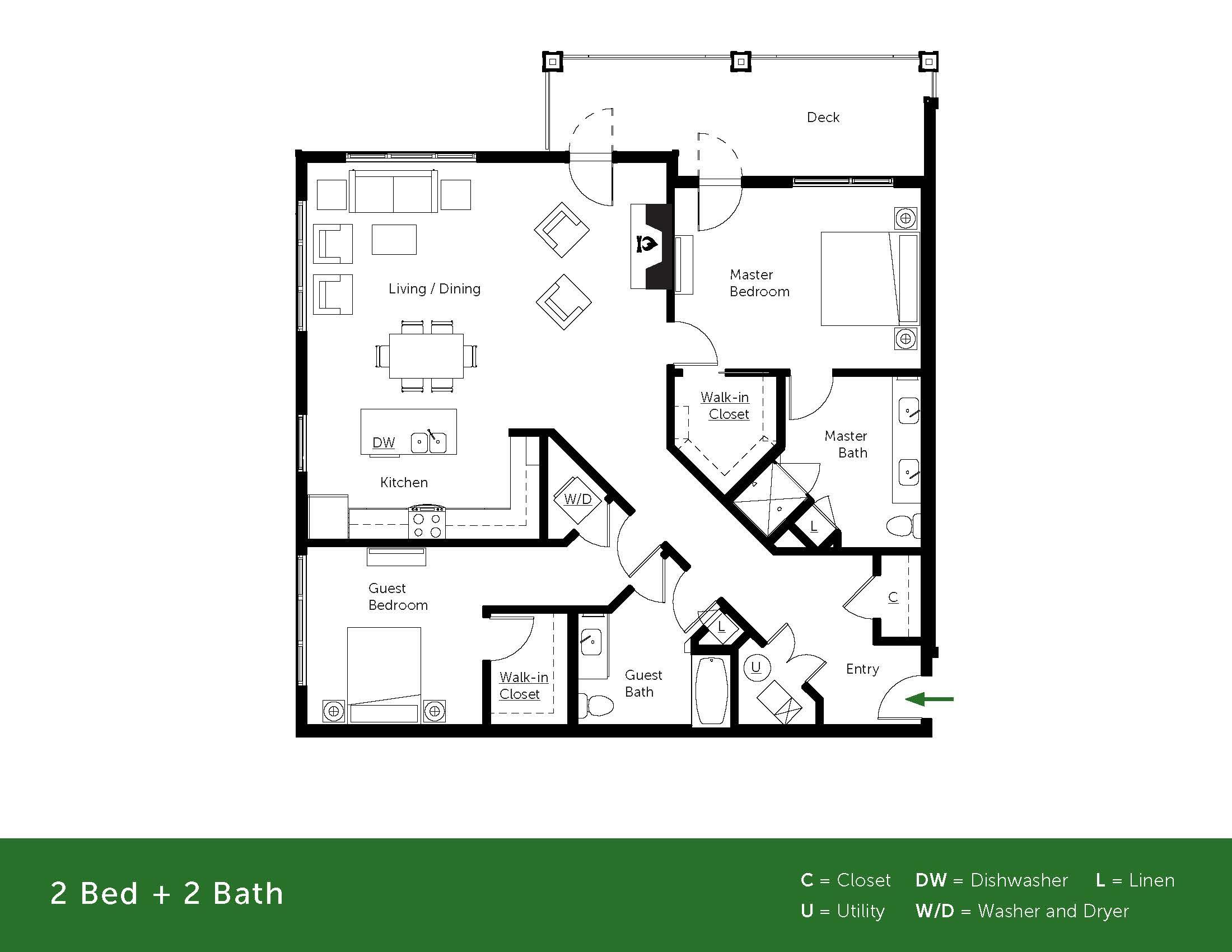 Floor Plans Cascade Manor
